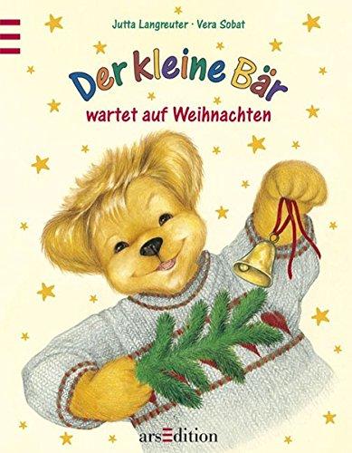 9783760714684: Der kleine Bär wartet auf Weihnachten (B/7/4)