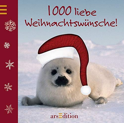 9783760715568: 1000 liebe Weihnachtswünsche!