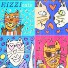 9783760719276: Magischer Würfel, Cats, aufklappbarer Kunststoff-Würfel