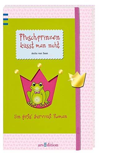 9783760724706: Froschprinzen küsst man nicht: Ein Girls' Survival Roman