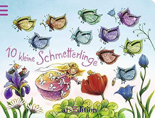 9783760726526: 10 kleine Schmetterlinge: Ein Zählbuch