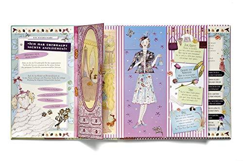 9783760726908: Prinzessinnen-Handbuch; Entdecke die Prinzessin in dir! ; Deutsch; , Briefe -