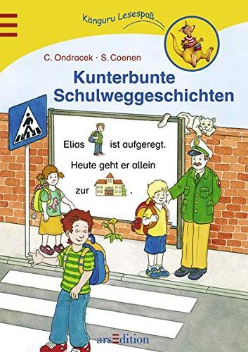 9783760727677: Kunterbunte Schulweggeschichten