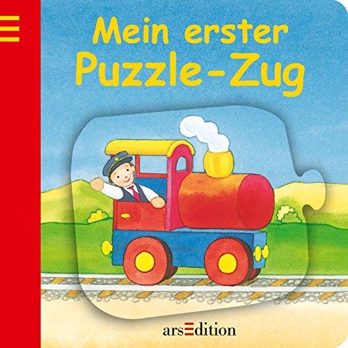 9783760731810: Mein Puzzle-Zug