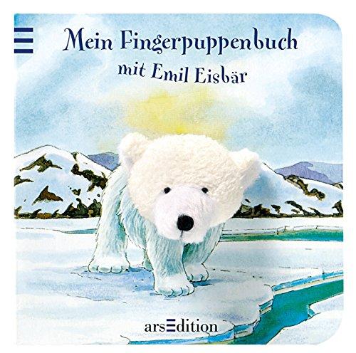 9783760734460: Mein Fingerpuppenbuch Emil Eisbär