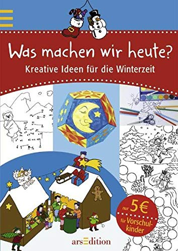 9783760734804: Was machen wir heute?; Kreative Ideen für die Winterzeit ; Deutsch; ca. 80 S. -
