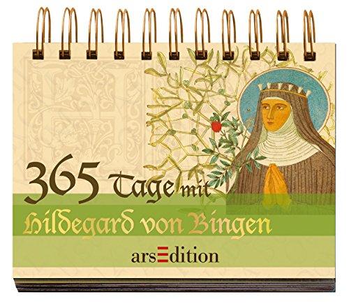 9783760736938: 365 Tage mit Hildegard von Bingen