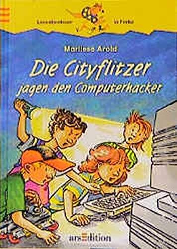 9783760737317: Die Cityflitzer jagen den Computerhacker. ( Ab 8 J.).