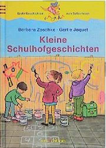 9783760737829: Kleine Schulhofgeschichten