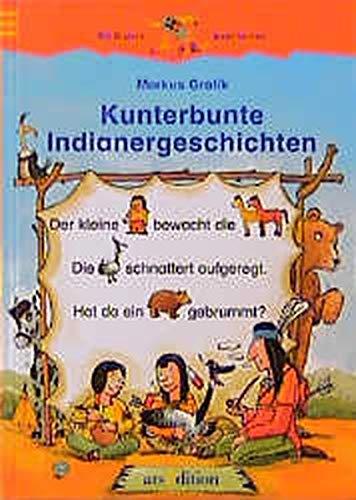 9783760737928: Kunterbunte Indianergeschichten