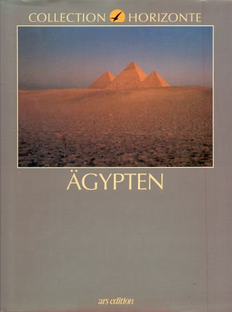 9783760738048: Collection Horizonte. Ägypten