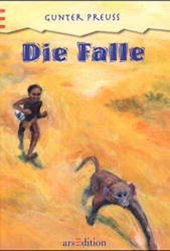 9783760738192: Die Falle. ( Ab 10 J.)