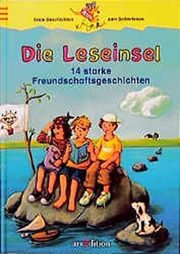 Die Leseinsel: Ingrid Uebe, Jörg