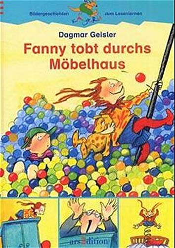9783760738604: Fanny tobt durchs Möbelhaus
