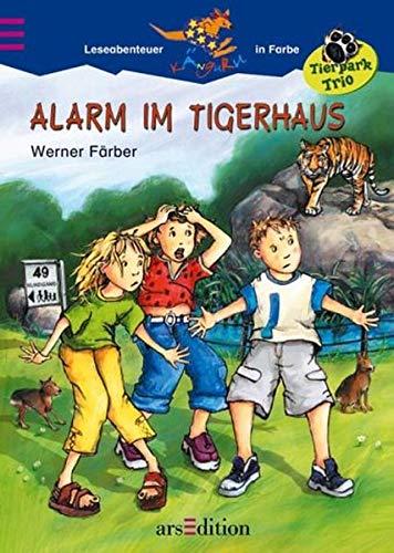 9783760739052: Alarm im Tigerhaus