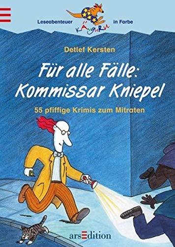 9783760739168: Für alle Fälle: Kommissar Kniepel