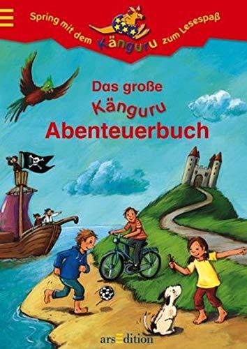 9783760739205: Das große Känguru Abenteuerbuch.