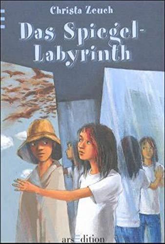 9783760739250: Das Spiegel-Labyrinth