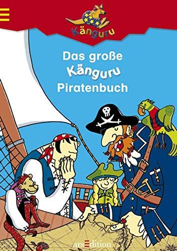 9783760740058: Das gro�e K�nguru Piratenbuch