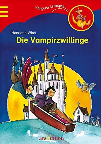 9783760740157: Die Vampirzwillinge Gesamttitel: Kaenguru-Lesespass : 2. Lesesprung
