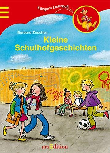 9783760740492: Kleine Schulhofgeschichten