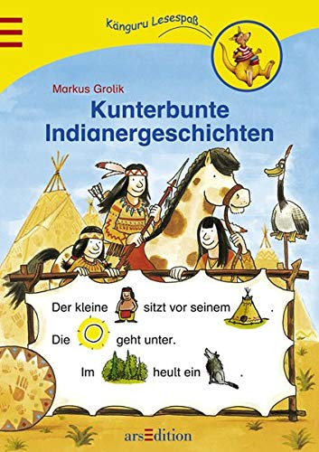 9783760740645: Kunterbunte Indianergeschichten