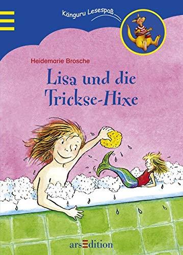 9783760740669: Lisa und die Trickse-Hixe