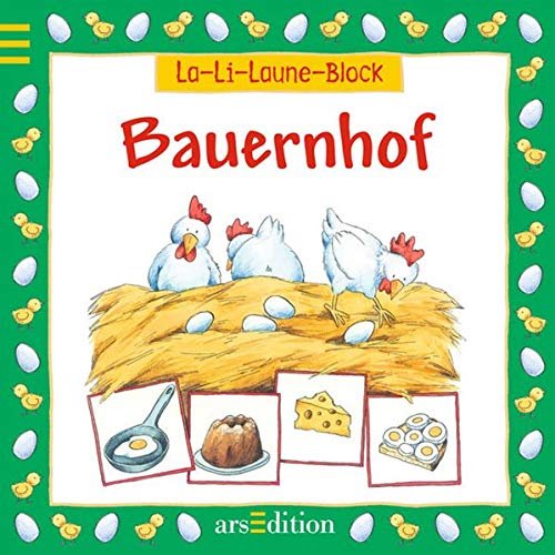 9783760741314: La-Li-Laune-Block Bauernhof