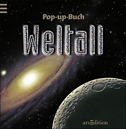 9783760741338: Weltall Pop-up Buch