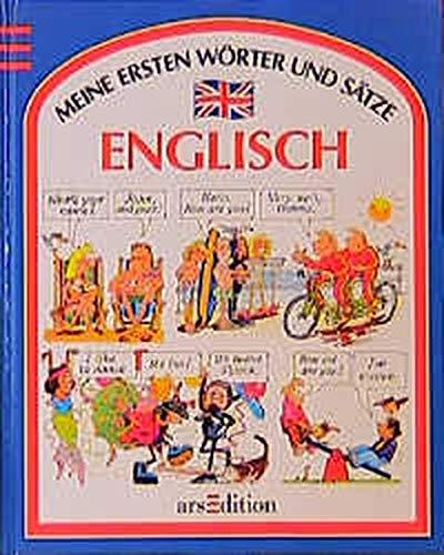 9783760745008: Meine ersten Wörter und Sätze, Englisch