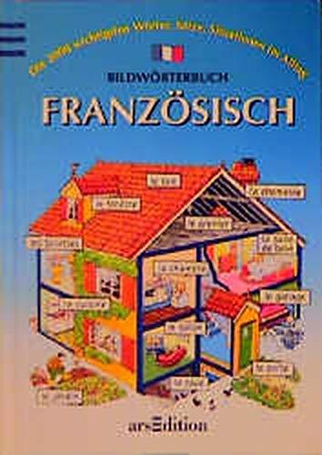 9783760745206: Bildw�rterbuch Franz�sisch. ( Ab 9 J.)