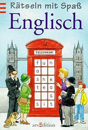9783760746555: Rätseln mit Spaß Englisch
