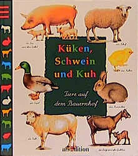 Küken, Schwein und Kuh Cover