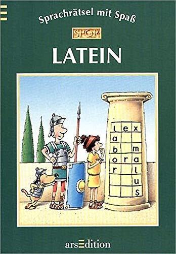 9783760747712: Rätseln mit Spaß: Latein.