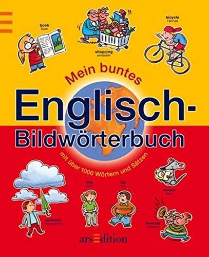 9783760747804: Mein buntes Englisch- Bildwörterbuch.