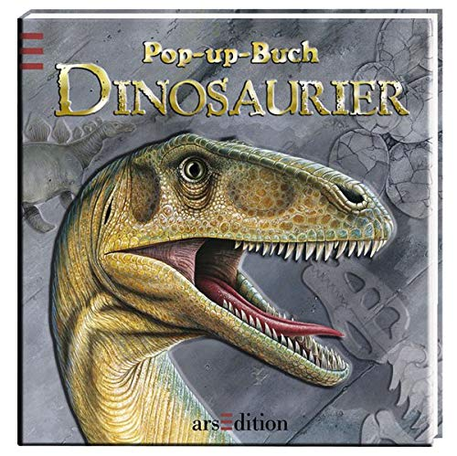 9783760749051: Pop-up Buch Dinosaurier