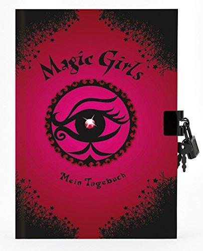 9783760749778: Magic Girls Tagebuch