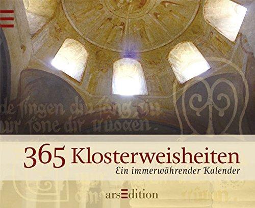 9783760751528: 365 Klosterweisheiten