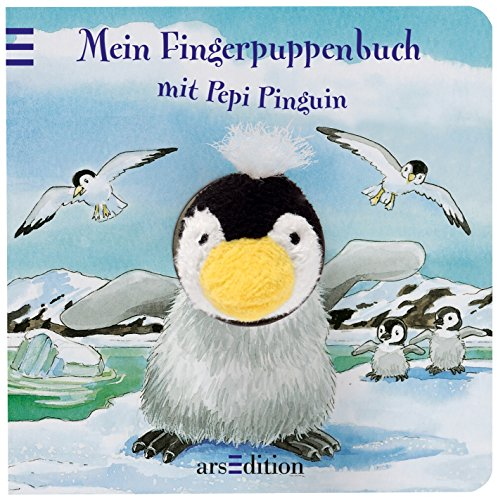 9783760753140: Mein Fingerpuppenbuch mit Pepi Pinguin