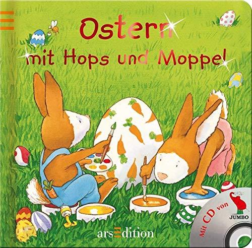 9783760753812: Ostern mit Hops und Moppel