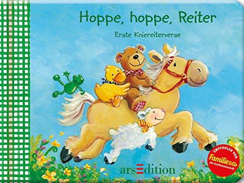 9783760753911: Hoppe, hoppe Reiter: Erste Kniereiterverse