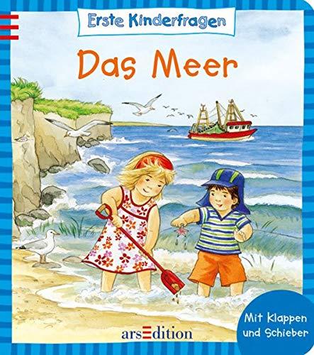 9783760753997: Erste Kinderfragen - Das Meer