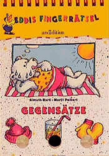 9783760756301: Eddis Fingerr�tsel, Gegens�tze