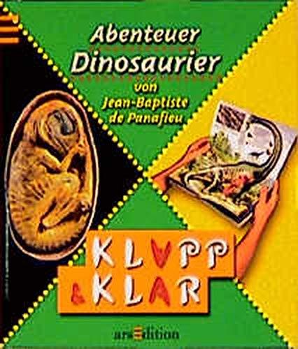 9783760757216: Abenteuer Dinosaurier