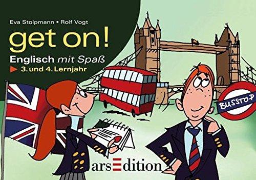 9783760758794: get on! - Englisch mit Spaß - 3. und 4. Lernjahr
