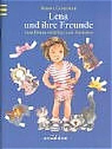 9783760759012: Lena und ihre Freunde: Anziehpuppen zum Herausdrücken und Anziehen