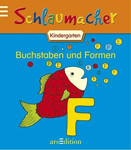 9783760759388: Schlaumacher Kindergarten - Buchstaben und Formen