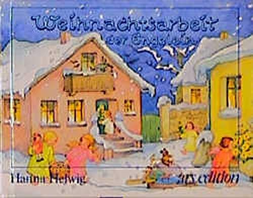 9783760760742: Weihnachtsarbeit der Engelein