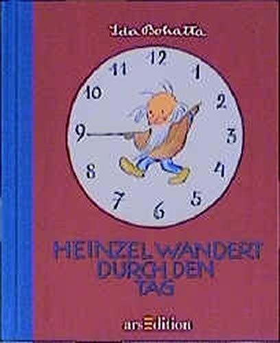 9783760762401: Heinzel wandert durch den Tag.
