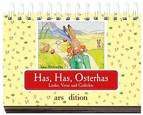 9783760762906: Has, Has, Osterhas
